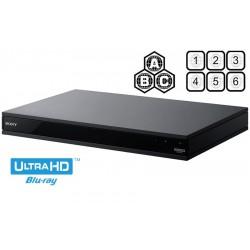 SONY UBP-X800M2  Ultra-HD...