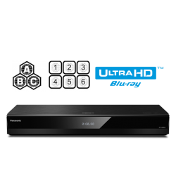 PANASONIC DP-UB820 ULTRA HD...